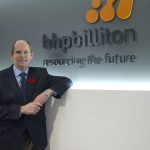 BHP carries out management changes