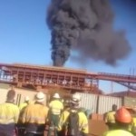 Fire breaks out at FMG mine