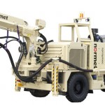 ​New concrete sprayer released
