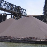 Iron ore continues its upwards movement