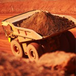 Iron ore price begins to slip