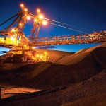 Price of iron ore falls to below $US55 a tonne