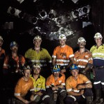 Grosvenor mine produces first coal