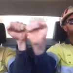 WA miners show their romantic side with Valentine's Day performance
