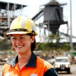 Women in mining benefit from mentoring program