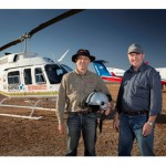 Nightvision helicopter improves medical response in Cooper Basin