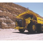 Komatsu launch new AC drive version of its mine truck