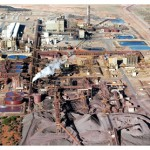 New copper processing plant application at Olympic Dam