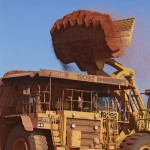 Rio Tinto posts record iron ore production