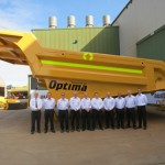 Austin Engineering launch new dump truck body
