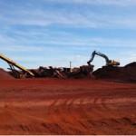 Temporary shutdown for Roper River Iron Ore project