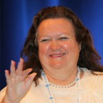 Gina Rinehart enters joint venture to buy into WA cattle stations