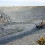 Heavy rain leads to gold mine wall collapse