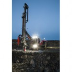 Sandvik Pantera drill rig wins design award