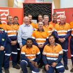 Kestrel coal mine wins global recognition from Rio Tinto