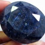 Prospectors find massive 753 carat sapphire