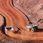 Iron ore export revenue soars, coal prices fading