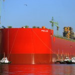 Shell floats massive FLNG Prelude hull [Pictures]