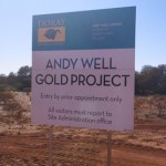Doray Minerals opens new Andy Well gold mine