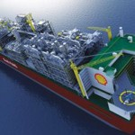 Shell's world-first floating LNG plant coming together in leaps and bounds