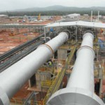 Fight over Lynas processing plant gets physical
