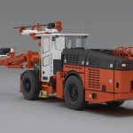 Sandvik launches new underground development drill
