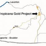 Tropicana project ramps up, expects first gold this year