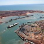 Port Hedland breaks iron ore export records