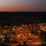 130 jobs on the line at gold mine