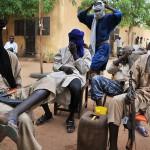 Suicide bombers strike African uranium mine