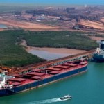 Port Hedland iron ore exports on the rise