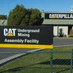 Cat may cut jobs at Tasmanian factory