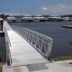 Enviro ferry servicing Curtis Island LNG