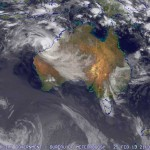 Pilbara cyclone upgraded to category 3 and still strengthening