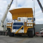 John Howard to open new mining truck operation