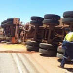 Truck crashes on the rise in mining states
