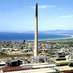 Port Kembla's stack to fall