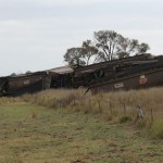 QR coal train derails