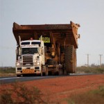 Five mining heavy haulage pictures