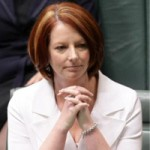 Aussies thank miners, not Gillard, for economy