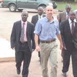 Australian miner arrested in Zimbabwe