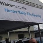 Sandvik opens new Hunter manufacturing facility