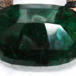 Fifty carat emerald uncovered