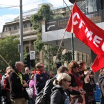 Mining union wins court battle, warns of more industrial action