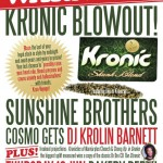 Kronic users invited to a WA blaze up