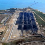 First coal load at Abbot Point's new berth