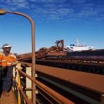 Contractors push in the Pilbara