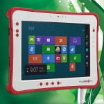 Backplane Systems Technology Releases RuggON's PM-521 10.1″ Rugged Slim Tablet PC with Intel® Atom Bay Trail Processor for Field Applications
