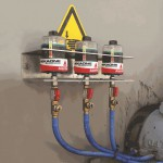 Single point grease lubricators are saving heavy industry time and money