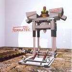 Terratec's new universal boxhole boring machine